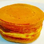 タインバーガー - サラダ焼き と つぶあん ノーマル(っ´ω`c)♡