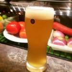 daikanyama  O'KOK - COEDOビールの白-Shiro-の生!