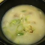 韓国家庭料理 ヘチョン - (ランチ)ソルロンタン