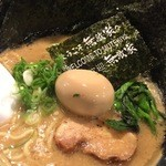 無敵家 - 本トロ特丸麺