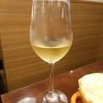 41995999 - 飲みかけのワイン(^^;