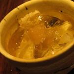 喜の字 - ハモの白煮
