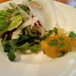 41997417 - ランチセットの選べるサラダ
