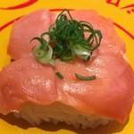 スシロー - 黒みる貝 100円