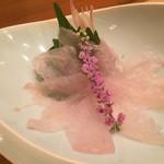 やまひこ鮨 - カワハギ