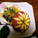 第二昌丸 - ナマコの林檎釜