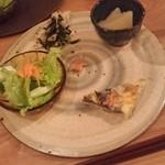 温土 - よくばりコース 前菜