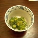 京料理 八平 - 筍の木の芽和え
