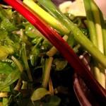 桃狼 - 野菜スティック