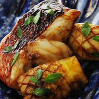 ながずみ - 千葉鴨川の金目鯛と筍の木の芽焼き