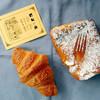 ビゴの店 ドゥースフランス - 料理写真:エシレバターのクロワッサンとタルティーヌ