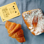 ビゴの店 ドゥースフランス - エシレバターのクロワッサンとタルティーヌ