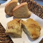 イル・クアドリフォーリオ - ☆パンは2種類(*^^)v☆