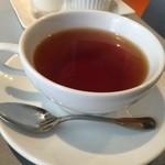 イル・クアドリフォーリオ - ☆食後の紅茶!(^^)!☆