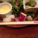 42002183 - ランチの前菜