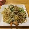 分田上 - 料理写真:上海焼きそば650円