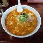 42004436 - 激辛玉子スープメン