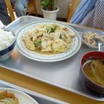 42004647 - 豆腐チャンプルー¥650