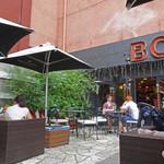 Cafe BOHEMIA - 外国人顧客多し