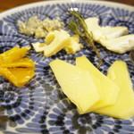 ライオンミドリ - チーズ盛り合わせ