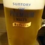 居酒屋革命 酔っ手羽 - ビール