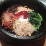 韓国郷土料理 ととり - 石焼きビビンパ