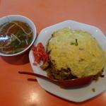 揚子江 - カレー炒飯