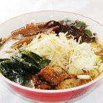 稲毛ラーメン帝国本部 - 味噌ラーメン ¥700