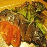 味っ子 - 炙りシメ鯖