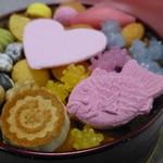 銀座 菊廼舎 - ピンクの鯛が~!!!