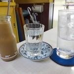 42013206 - コーヒー牛乳割りセット¥400