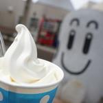 道の駅 ステラ★ほんべつ - 料理写真:ミルクソフト