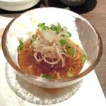 福まんま - くらげポン酢