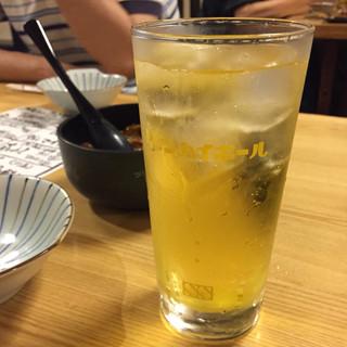 きくや - 元祖酎ハイボール・320円