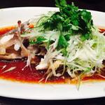 彩華 - 本日の魚の中華蒸し