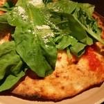 Pizzeria San Gusto - ドーム型の包み焼きピザ
