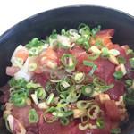 うをひろ - 海鮮丼単品670円