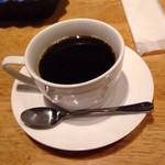 ハーレーパーク - ホットコーヒー。お代わり自由