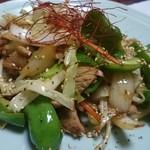 ひろ坊 - 野菜炒め