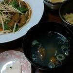 和食 扇屋 - 料理写真:ワンコインとは~‼