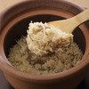 Nana - 料理写真:じゃこと舞茸の土鍋飯
