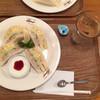 グルメ - 料理写真:ツナ玉子サンドウィッチ