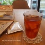 ATELIER CAFE - 普通に美味しかったアールグレイティー