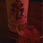 バーシュガーフリー - ラム酒