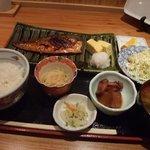 4203088 - 焼き魚定食