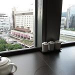 京鼎樓 - カウンターからの景色