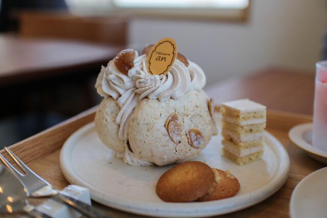 Pâtisserie an Du temps pour la maison>