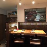 スペイン食堂MARU。個室×炭火焼 バル -