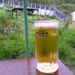 レストラン アニマルキングダム - 生ビール580円(+税) 静岡限定『サッポロ静岡麦酒』