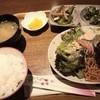光苑 - 料理写真:ハンバーグ定食